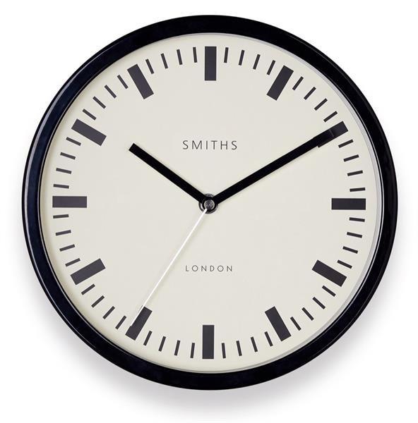 ロジャーラッセルRoger Lascelles社製 SMITHS Swiss style wall clock 25cm 掛け時計 SM-SM-SWISS