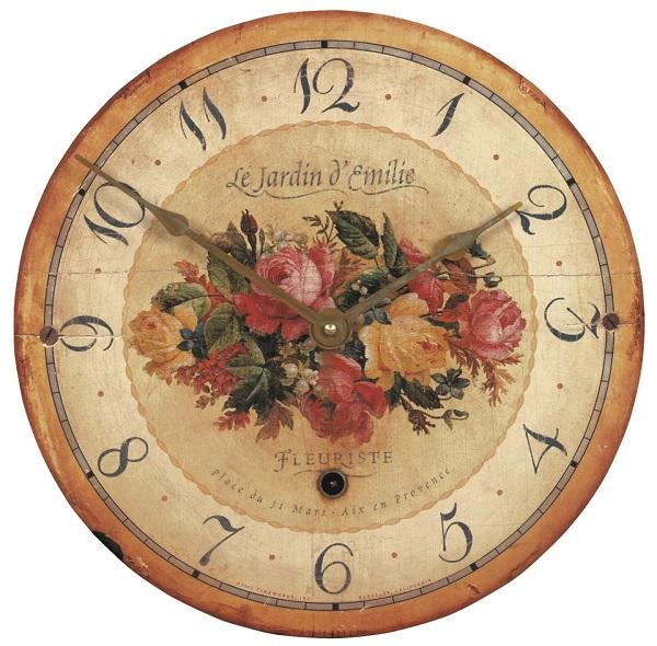 アンティーク調でお洒落!ロジャーラッセル掛け時計 RogerLascelles掛け時計 壁掛け時計 TW-EMILIE
