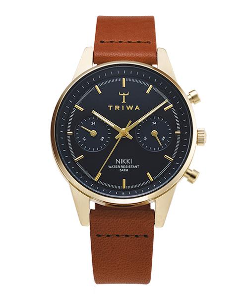 TRIWA腕時計 トリワリストウォッチ トリワ腕時計 リストウォッチ TRIWA AQUATIC ストアー BROWN SUPER CLASSIC SLIM NKST104-SS010217 2020 NIKKI