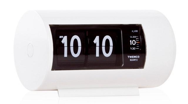 TWEMCO アラームクロック AP-28 置き時計 デスククロック