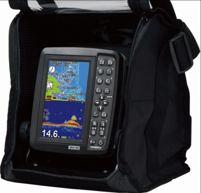 6月25日 入荷予定 HONDEX (ホンデックス) PS-611CNバリューセット 5型ワイドカラー液晶 GPS内蔵 プロッター 魚探
