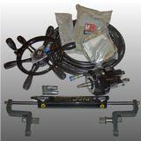 【ユニカス】油圧操舵装置 MHS-32VX-P・手動油圧ハンドル