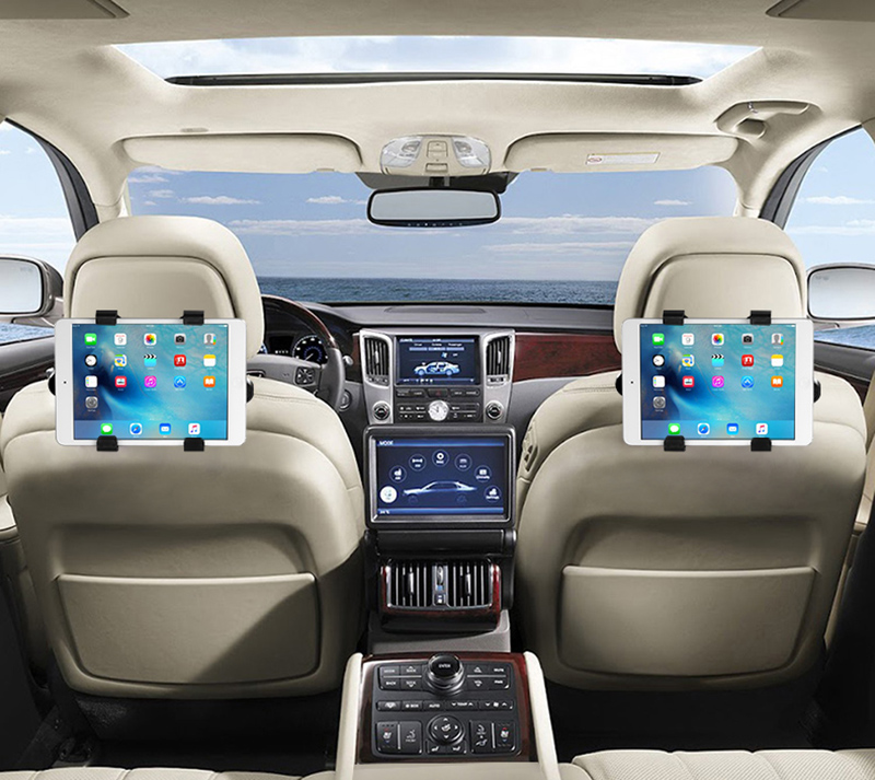 Ipad Tv Dvd Car Article Car Article Car Accessories Article Inside Of Car Car Iphone Smartphone For The Tablet Holder Tablet Pc Accessories Stands