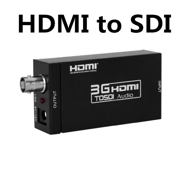 Mini 全商品オープニング価格 HDMI 大特価!! to SDI変換器 ESD保護機能搭載 メール便送料無料 HDMIをSDIに変換 コンバータ