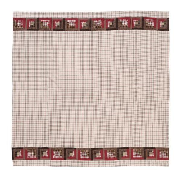 パッチワークカーテン(間仕切りカーテン) タコマ