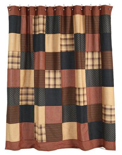 パッチワークカーテン 間仕切りカーテンとして最適 パトリオティックパッチ