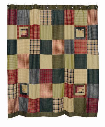パッチワークカーテン 間仕切りカーテンとして最適 ティーキャビン