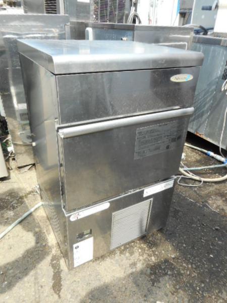 フクシマ 35kg製氷機 アンダーカウンター FIC-35KV1 W50D45H80cm【中古】