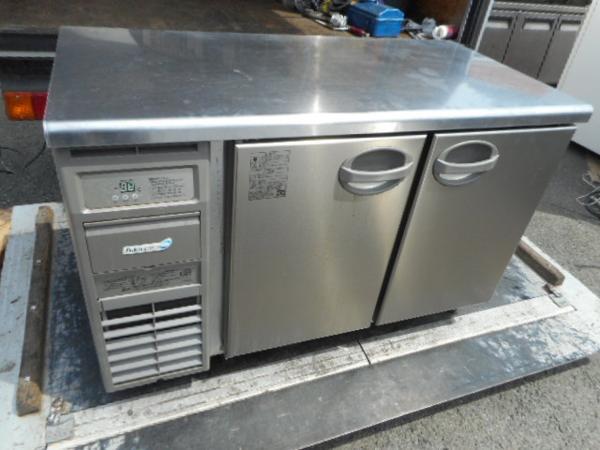 11年製 フクシマ 冷蔵 コールドテーブル YRC-120RE W120D60H80cm【中古】