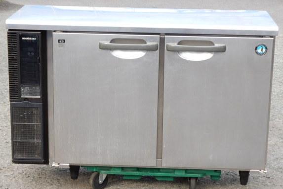2011年製 ホシザキ RT-120PTE1 冷蔵 コールドテーブル W120D45H80cm 185L 51kg 100V【中古】