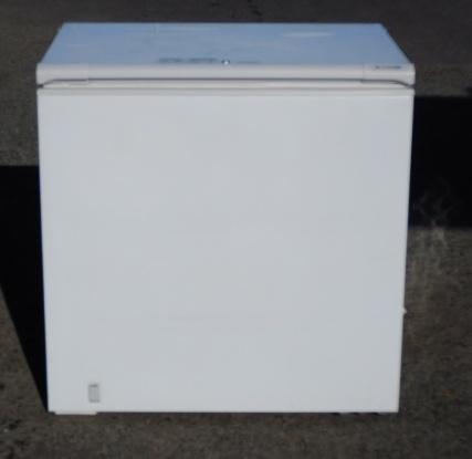 2006年製 サンデン 冷凍 ストッカー SH-280X W901D662H893mm 276L 100V チェスト フリーザー 冷凍庫【中古】