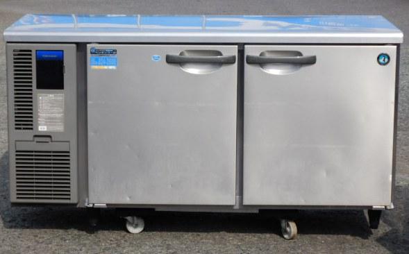 2012年製 ホシザキ 冷凍冷蔵 コールドテーブル RFT-150SNF W150D60H80cm 厨房 台下 305L 89kg 100V【中古】