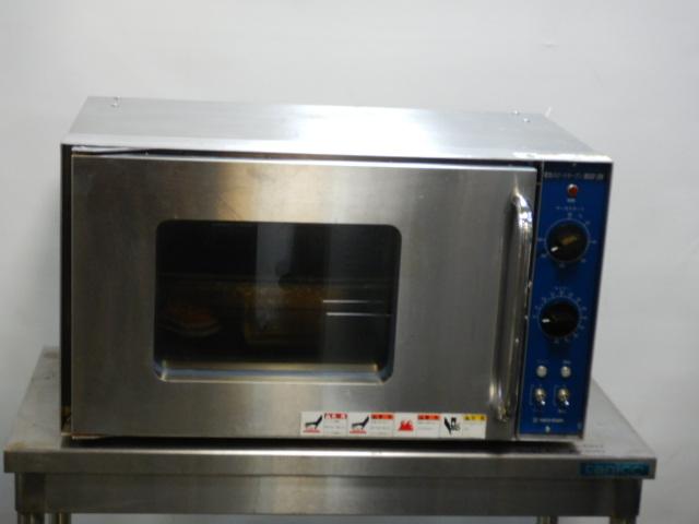 2009年製 ニチワ 電気 スピード オーブン NSO-3N W73D42H42cm 3相200V 3kw 57kg 庫内W47D31H30cm コンベクション 対流式 蓄熱 ピザ 【中古】