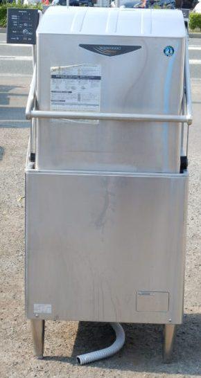2012年製 ホシザキ JWE-680UA 60Hz (西日本) 食器洗浄機 3相200V W640D655H1432mm ドアタイプ 105kg(西濃営業所止め)【中古】