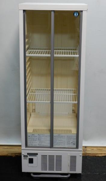 2010年製 ホシザキ 冷蔵ショーケース SSB-48CT1 棚3段 W485D450H1380mm 137L 45kg 100V【中古】【店頭受取対応商品】