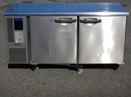 2011年製 ホシザキ 冷凍冷蔵 コールドテーブル RFT-150SNF W150D60H80cm 品質検査済 厨房 送料0円 305L 89kg 台下 店頭受取対応商品 中古 100V