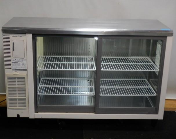 2006年製 ホシザキ RTS-120STB1 コールド テーブル 形 冷蔵ショーケース W120D45H80cm 219L 60kg 100V【中古】【店頭受取対応商品】