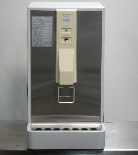 2010年製 日立 ウォータークーラー 水道直結 ディスペンサー W300D445H540mm 18kg 冷水器 80杯/H 4L【中古】【店頭受取対応商品】