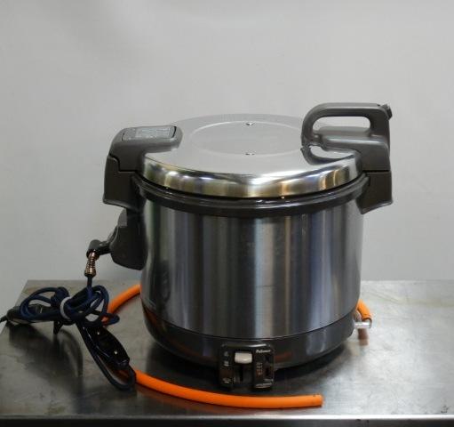 2011年製 パロマ 2升炊き LPガス 炊飯器 PR-4200S プロパン 保温機能付き W438D371H385mm 8.6kg 310W 1.2~4L【中古】【店頭受取対応商品】