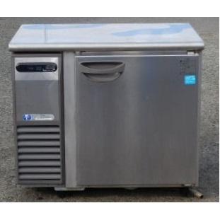 2010年製 フクシマ 1ドア 冷蔵 コールドテーブル TRC-30RM1 W90D60H80cm 100V 65kg 155L テーブル型 冷蔵庫【中古】【店頭受取対応商品】
