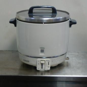 2014年製 パロマ 2升炊き LPガス 炊飯器 PR-403SF W412D337H367mm プロパン【中古】【店頭受取対応商品】