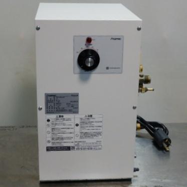 2012年製 イトミック ESN12ARN215A0 小型 電気温水器 単相200V 用 30~75度 給湯器 12L W240(+31)D320(+27)H419mm Aタイプ【中古】【店頭受取対応商品】