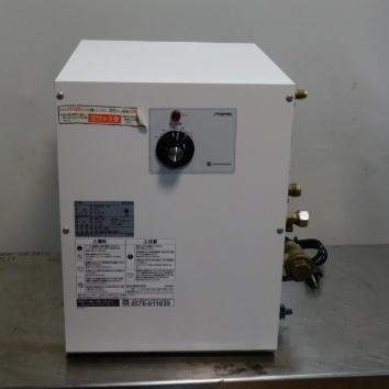 2018年製 イトミック ESN20ARN111C0 小型 電気温水器 100V 用 1.1kw 30~75度 給湯器 20L W308(+33)D375(+22)H411mm Aタイプ【中古】【店頭受取対応商品】