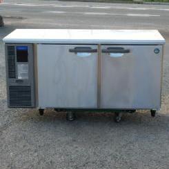 2013年製 ホシザキ 冷蔵 コールドテーブル RT-150SNF W150D60H80cm 329L 100V 81kg 台下 冷蔵庫 庫内灯LED 背面さびあり【中古】【店頭受取対応商品】