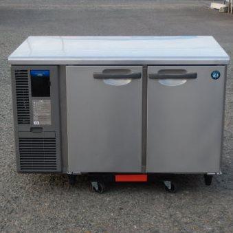 【中古】2018年製 ホシザキ 冷凍 コールドテーブル FT-120SDF-E W120D75H80cm 100V 78kg 318L テーブル型 冷凍庫