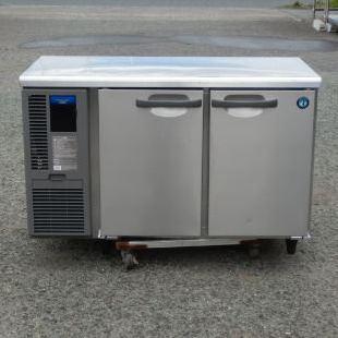 人気の定番 中古 2016年製 ホシザキ 冷凍 コールドテーブル FT-120SNF-E W120D60H80cm 100V 日本製 冷凍庫 240L 74kg 台下 フリーザー