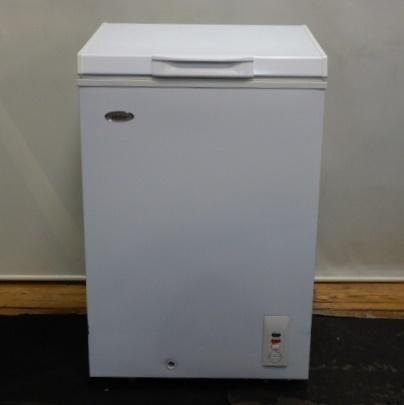 中古 2009年製 ハイアール 冷凍 ストッカー JF-NC103A 驚きの価格が実現 チェスト フリーザー 冷凍庫 103L W570D565H870mm アイス 正規逆輸入品