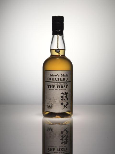 이치로즈모르트 치치부더・퍼스트 61% 700 ml CHICHIBU The 1 st ICHIRO'S MALT 61% 70 cl by Venture Whisky JAPAN