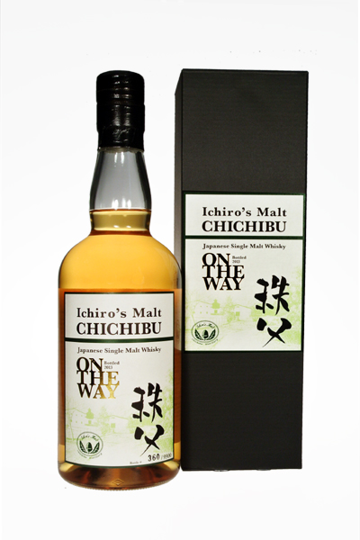 CHICHIBU On The Way 2013 ICHIRO'S MALT 58% 70cl by Venture Whisky JAPAN