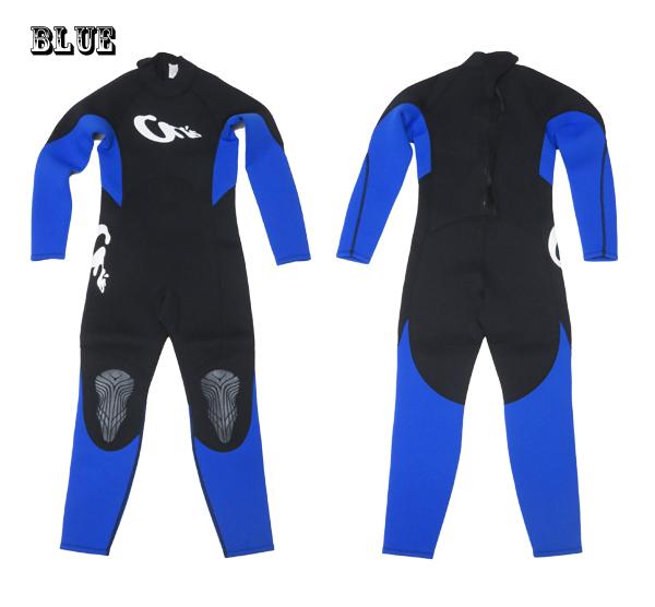 子供用フルスーツ2mm/フルスーツ/ON's Junior Wetsuits/2カラー