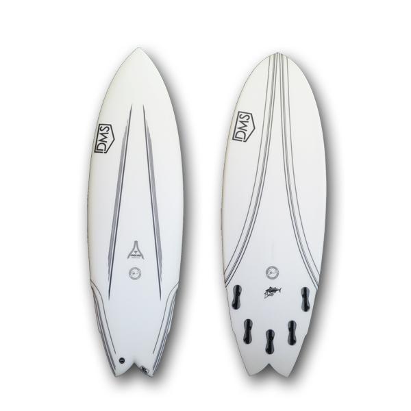 DMSサーフボード/Bonitoモデル/ダイヤモンドラップ/ 5'7″(170.1cm) EPS/45119