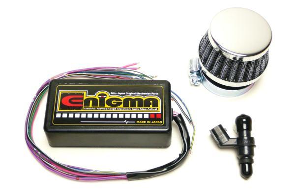 クリッピングポイント製FIコントローラー3点セット適合:FIエイプ50TypeD