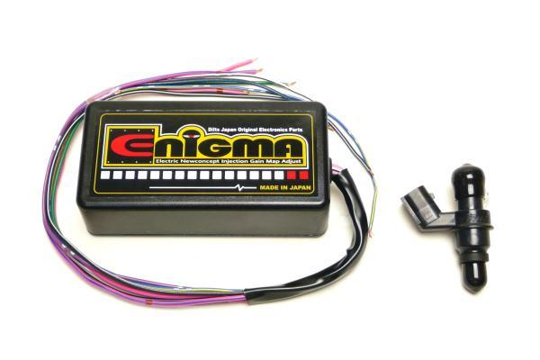 FIコントローラー ENIGMA +インジェクター 10%OFF クリッピングポイント製FIコントローラー2点セット適合:FIリトルカブ 在庫一掃 AA01