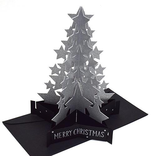 ポップアップが可愛いクリスマスカード、存在感あり良い思い出になるおすすめは?