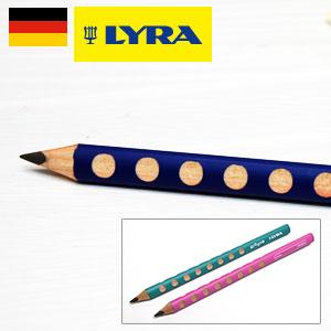 LYRA リラ ドイツ ドット柄には理由があります 賜物 三角太軸鉛筆 Groove グルーヴ おしゃれ プレゼント の店 本物 文房具 Freiheit 輸入 フライハイト 珍しい 文具 ステーショナリー ギフト