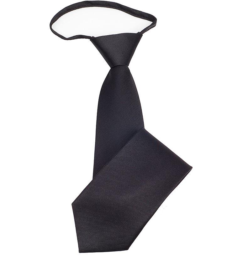 ネクタイをいつでも どこでも かんたんに瞬間着用 だから 便利 プレゼントにも 制服やイベントの衣装にもおすすめ 注文後の変更キャンセル返品 お金を節約 ワンタッチネクタイ 大剣幅8.5cm ネクタイ ビジネス ソリッド 無地 nta8 ブラック