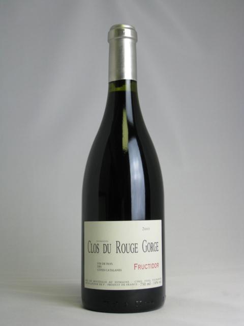 ドメーヌ・クロ・デュ・ルージュ・ゴルジュ フリュクティドール 2003