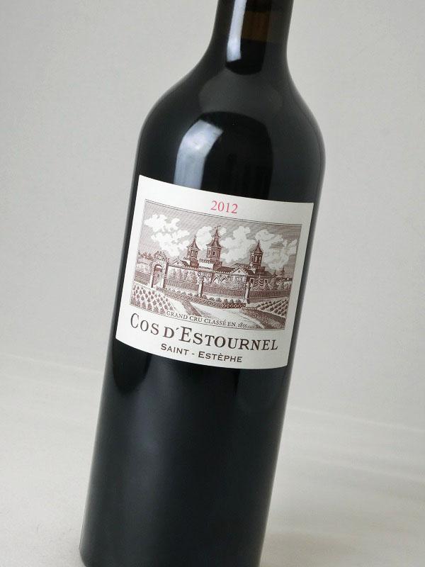 シャトー・コス・デストゥルネル 2012【フランス】【赤ワイン】
