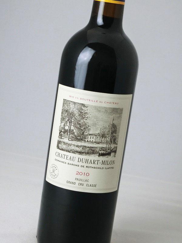 シャトー・デュアール・ミロン 2010【フランス】【赤ワイン】