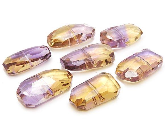 【粒販売】ボリビア産 アメトリン ナゲットカット 21~23mm【3粒販売】