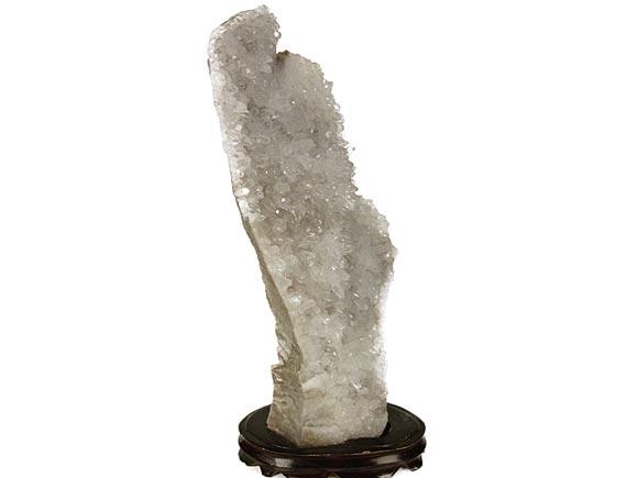 マダガスカル産 天然水晶 クリスタルクォーツ クラスタ No.5【1点もの】