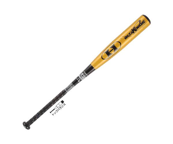 ハイゴールド 軟式バット 84cm・720g平均・φ67mm トップバランス NBT-0684G