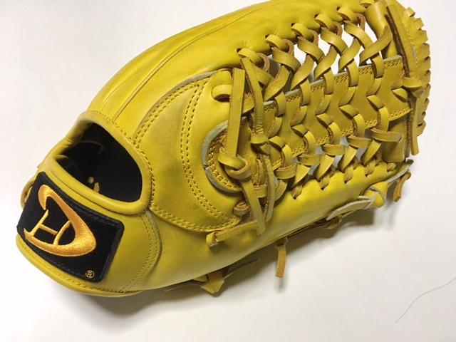 ZENNO  ゼンノー タウラ 野球グローブ 黒 硬式外野手用 グローブ 右投げ/野球用品/グローブ