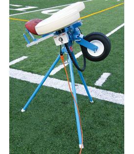 ?世界的に有名なUSA ジャグス社 フットボールマシン