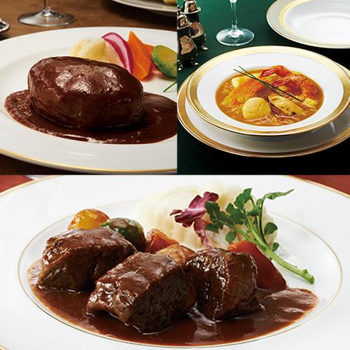 お家でコース料理を楽しみたい!ディナーセットのお取り寄せのおすすめはありますか?