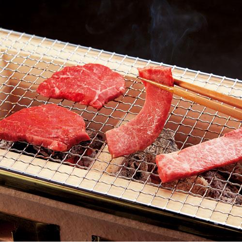 <ANA's FRESH GIFT> 「大吉商店」近江牛焼肉セット 500g ※代引きご利用不可 お中元 御中元